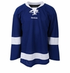 Tampa Bay Lightning Reebok Edge Uncrested Junior Hockey Jersey