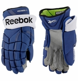 Tampa Bay Lightning Reebok Pro Stock 11K Hockey Gloves Hedman #77
