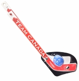 Team Canada 1 On 1 Mini V2 Hockey Stick Set