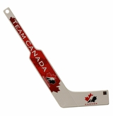 Team Canada Plastic Mini Goalie Stick