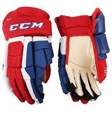 Team Norway CCM CL Pro Stock Hockey Gloves