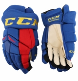 Team Norway CCM TK Pro Stock Hockey Gloves