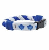 Pro Guard Toronto Maple Leafs Skate Lace Bracelet