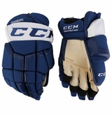 Toronto Maple Leafs CCM 3 Pro Stock Hockey Gloves - Granberg