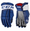 Toronto Maple Leafs CCM Crazy Light Pro Stock Hockey Gloves