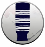 Toronto Maple Leafs Knit Socks
