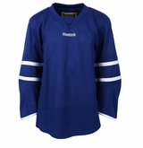 Toronto Maple Leafs Old Reebok Edge Uncrested Junior Hockey Jersey