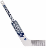 Toronto Maple Leafs Plastic Mini Goalie Stick