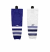 Toronto Maple Leafs Reebok Edge SX100 Intermediate Hockey Socks