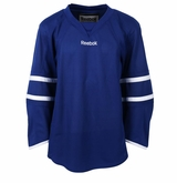 Toronto Maple Leafs Reebok Edge Uncrested Junior Hockey Jersey
