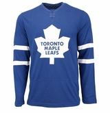Toronto Maple Leafs Reebok Face-Off Jersey Sr. Long Sleeve Shirt