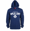 Toronto Maple Leafs Reebok Faceoff Playbook Sr. Pullover Hoody