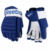 Toronto Maple Leafs Reebok ST Pro Stock Hockey Gloves