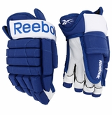 Toronto Maple Leafs Reebok ST Pro Stock Hockey Gloves - Gunnarssan