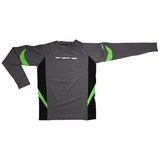 TPS R8 Sr. Long Sleeve Crested Compression Top