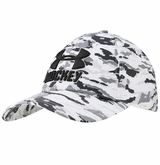 Under Armour Camo Stretch Sr. Cap
