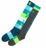 Under Armour All Over Logo OTC Women's Socks - 2 Pack
