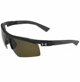 Under Armour Core 2.0 Shiny Gameday Sunglasses - Black