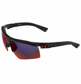 Under Armour Core 2.0 Shiny Infared Multiflection Sunglasses - Black