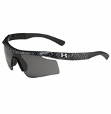 Under Armour Dynamo Multiflection Youth Sunglasses - Black