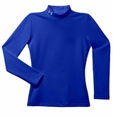 Under Armour Evo Coldgear Yth. Fitted Long Sleeve Mock
