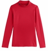 Under Armour EVO ColdGear� Yth. Fitted Mock Long Sleeve