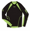 Under Armour Grippy Sr. Compression Long Sleeve Top
