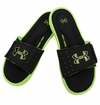 Under Armour Ignite III Men's Slide Sandals - Black/Hyper Green