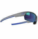 Under Armour Igniter 2.0 Gray/Blue Sunglasses - Multifection