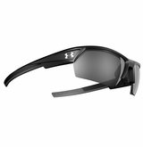 Under Armour Igniter II Satin Black Frame w/Gray Polarized Lens