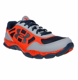 Under Armour Micro G Eng Boy's Training Shoe - Steel/Volcano