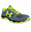 Under Armour Micro G Eng Men's Training Shoe - Black/Highlighter Yellow