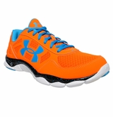 Under Armour Micro G Eng Men's Training Shoe - Blaze Orange/Blue