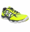 Under Armour Micro G Eng Boy's Training Shoe - Highlighter Yellow/White