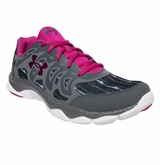 Under Armour Micro G Eng Women's Training Shoe - Black/Magenta