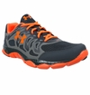 Under Armour Micro G Engage Men's Training Shoe Lead/Blaze Orange