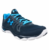 Under Armour Micro G Engage Men's Training Shoe - Navy/White
