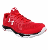 Under Armour Micro G Engage Men's Training Shoe - Red/White