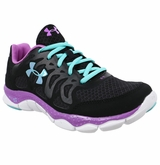 Under Armour Micro G Engage Women's Training Shoe - Black/Light Purple