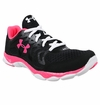 Under Armour Micro G Engage Women's Training Shoe - Black/Neo Pulse