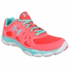 Under Armour Micro G Engage Women's Training Shoe - Coral/Light Blue