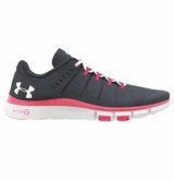 Under Armour Micro G� Limitless 2 Women's Training Shoes - Gray/White