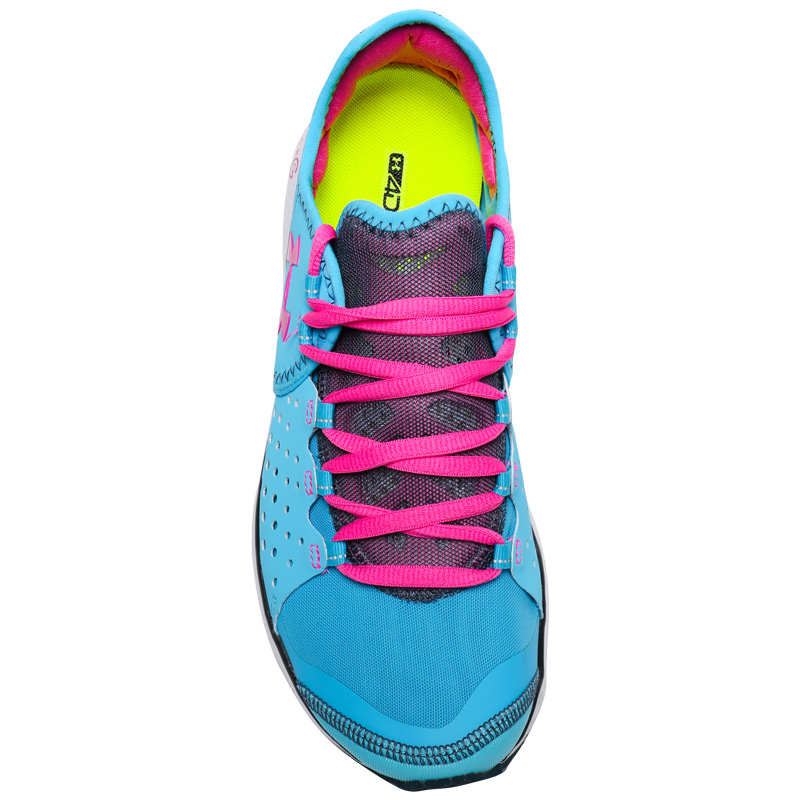 Unique Under Armour Womens W MICRO G MANTIS Pink Running Shoes  EBay