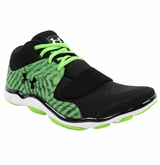 Under Armour Micro G Renegade Men's Training Shoe - Black/Green