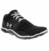 Under Armour Micro G Renegade Men's Training Shoe - Black/Silver