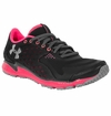 Under Armour Micro G Women's Running Shoe - Black/Neo Pulse/White