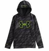 Under Armour Novelty Logo Yth. Pullover Hoody