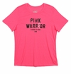 Under Armour 'Power in Pink' Pink Warrior Women's Short Sleeve Shirt