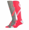 Under Armour Power In Pink Women's Over the Calf Socks - 2 Pack