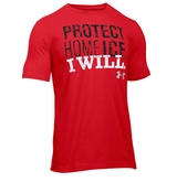 Under Armour Protect Home Ice Sr. Short Sleeve Shirt